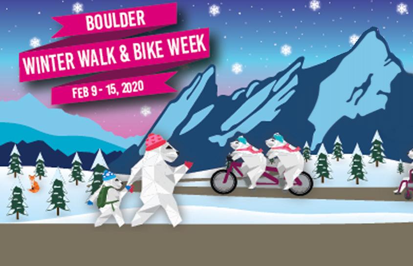 Winter Bike and Walk Week 2020