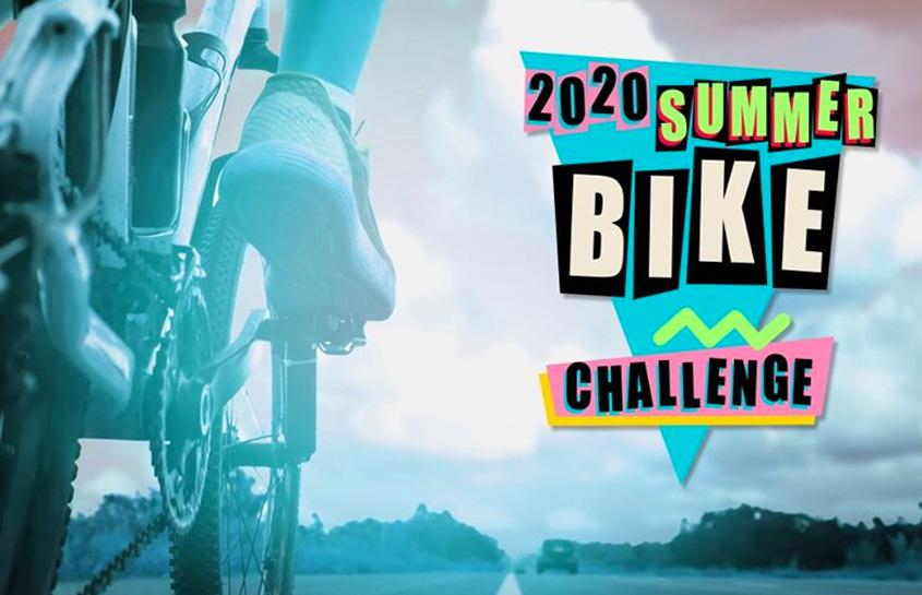 2020 Summer Bike Challenge